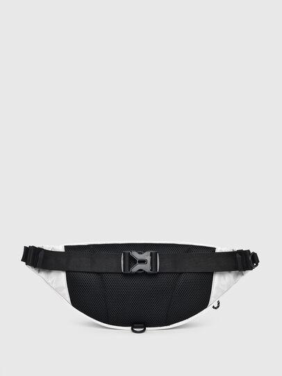 Diesel - F-URBHANITY BUMBAG, Blanc - Sacs ceinture - Image 2