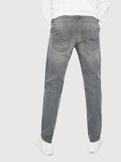 Diesel - D-Bazer 0699P, Jean Gris - Jeans - Image 2