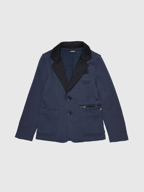 SEVIR, Bleu Foncé - Pull Cotton