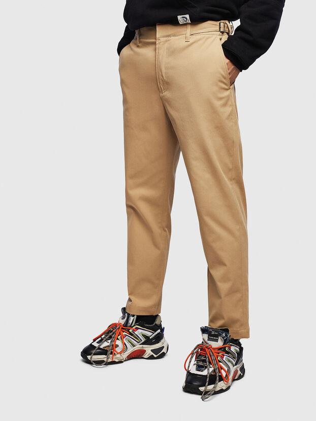 P-CHARLIE, Beige - Pantalons