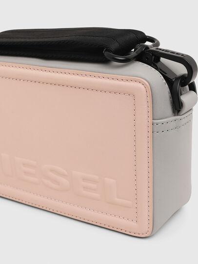Diesel - ROSA', Rose Poudré - Sacs en bandoulière - Image 6