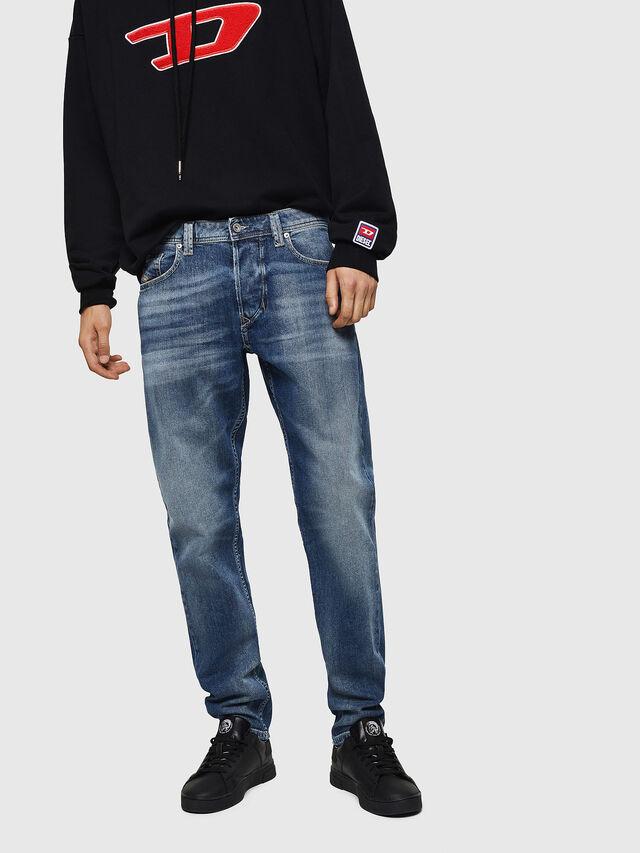 Diesel - Larkee-Beex 0853P, Bleu Clair - Jeans - Image 1