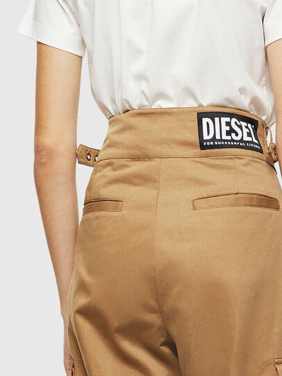 Diesel - P-CHIKU, Marron Clair - Pantalons - Image 6