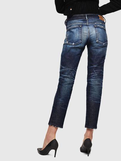 Diesel - D-Rifty 0092I, Bleu Foncé - Jeans - Image 2