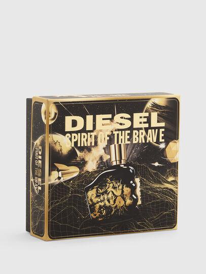 Diesel - SPIRIT OF THE BRAVE 35ML GIFT SET, Noir/Doré - Only The Brave - Image 3