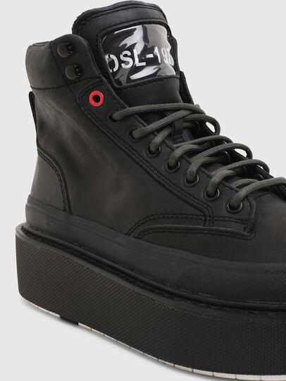 Diesel - H-SCIROCCO AB, Noir - Baskets - Image 4