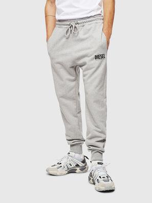P-TARY-LOGO, Gris - Pantalons