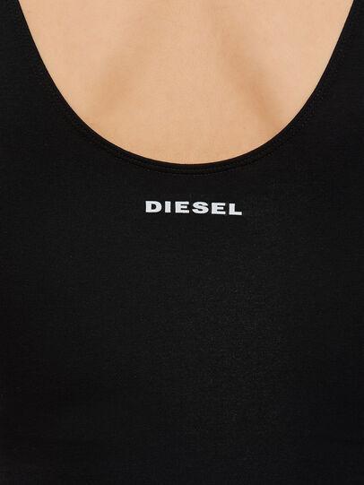Diesel - UFBY-BODYTHREEPACK, Noir - Bodys - Image 4
