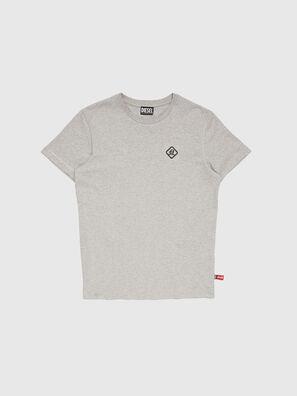 CC-T-DIEGO-COLA, Gris - T-Shirts