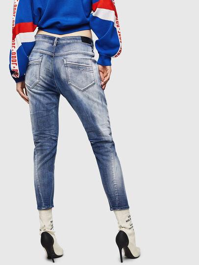 Diesel - Fayza JoggJeans 0870N, Bleu moyen - Jeans - Image 2