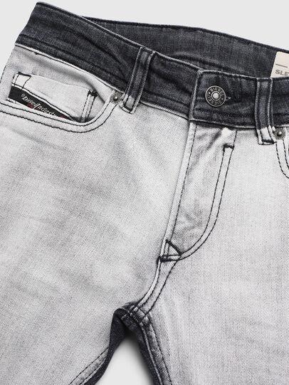 Diesel - SLEENKER-J-N, Noir/Gris - Jeans - Image 3