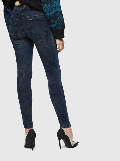 Diesel - Slandy 0091X, Bleu Foncé - Jeans - Image 2