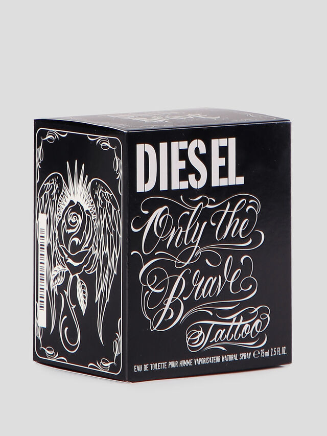 Diesel - ONLY THE BRAVE TATTOO 75ML, Générique - Only The Brave - Image 4