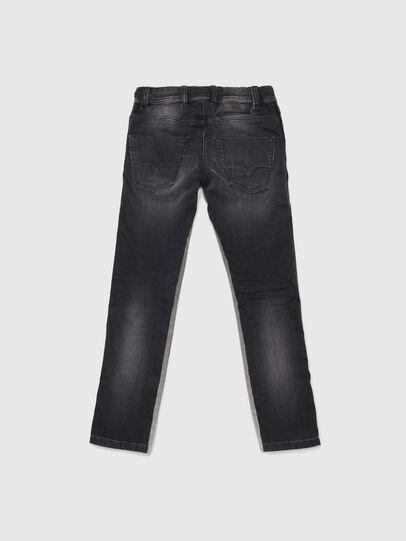 Diesel - KROOLEY-J JOGGJEANS, Noir - Jeans - Image 2