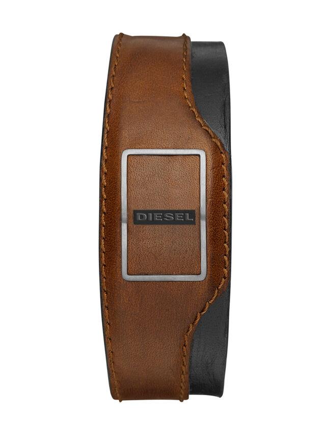 Diesel - DA1202, Marron - Bracelets - Image 2