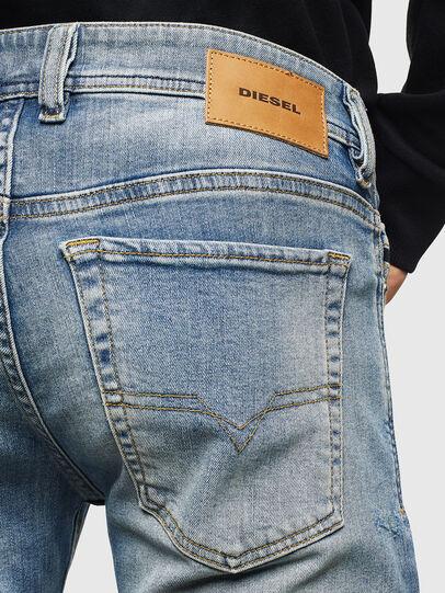 Diesel - Sleenker CN057, Bleu Clair - Jeans - Image 4
