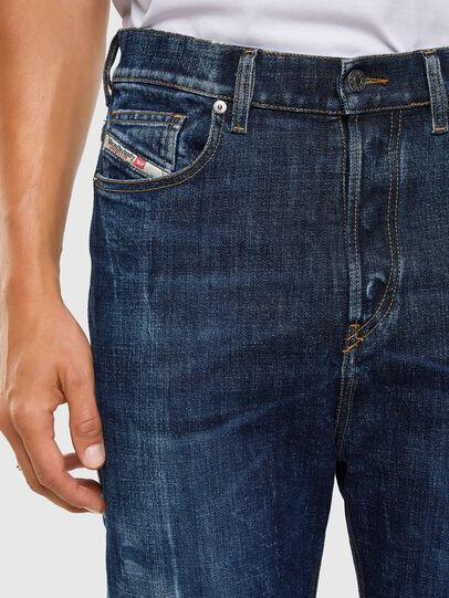 Diesel - D-Vider 0092X, Bleu moyen - Jeans - Image 3