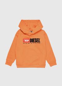 SDIVISION OVER, Orange