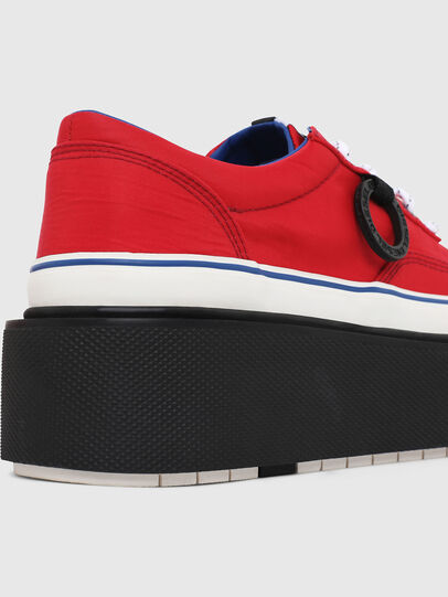 Diesel - H-SCIROCCO LOW, Rouge Flamme - Baskets - Image 6