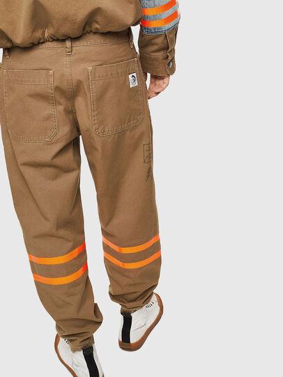 Diesel - P-CARUSO, Marron Clair - Pantalons - Image 2