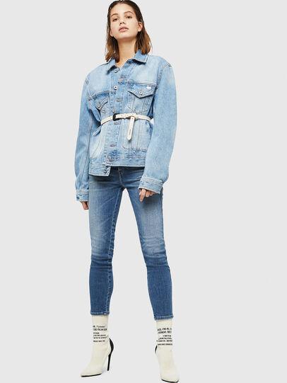 Diesel - Babhila 086AP, Bleu moyen - Jeans - Image 6