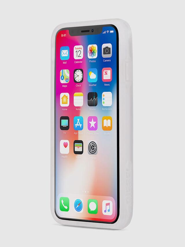 BLAH BLAH BLAH IPHONE X CASE, Blanc