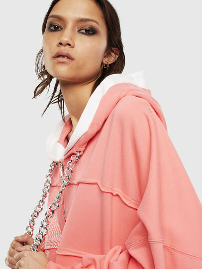 Diesel - F-BAILEY, Rose - Pull Cotton - Image 3