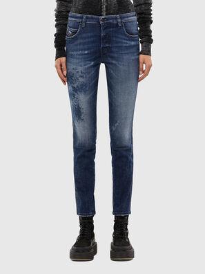 Babhila 009JM, Bleu Foncé - Jeans