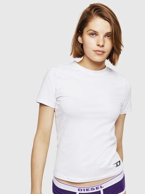UFTEE-ROUNDFEM, Blanc - T-Shirts