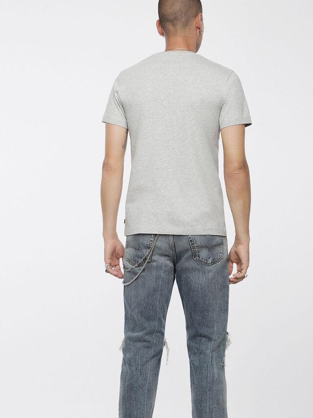 Diesel - T-DIEGO-XC, Mélange Léger - T-Shirts - Image 2