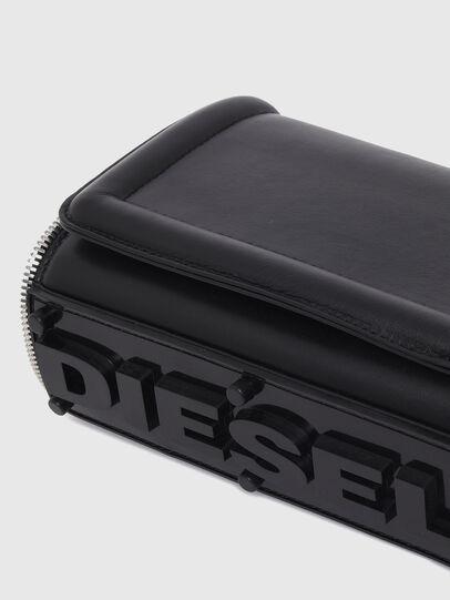 Diesel - YBYS S, Noir/Gris argenté - Sacs en bandoulière - Image 5