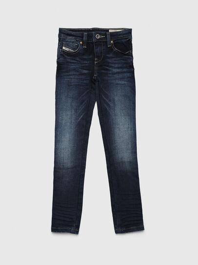 Diesel - SKINZEE-LOW-J-N, Bleu moyen - Jeans - Image 1