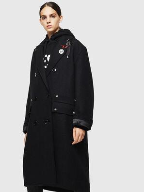 W-MALIN, Noir - Vestes d'hiver