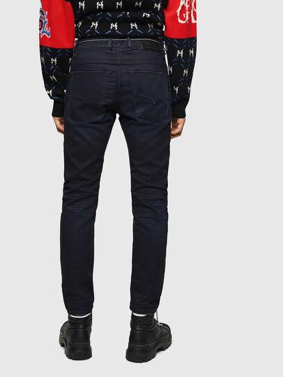 Diesel - Krooley JoggJeans 069IC, Bleu Foncé - Jeans - Image 2