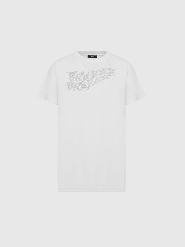 T-DARIA-E5, Blanc - T-Shirts