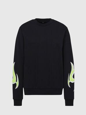 F-ANG-E1, Noir - Pull Cotton