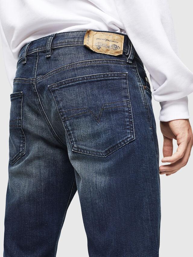 Diesel - Waykee 0814W, Bleu Foncé - Jeans - Image 4