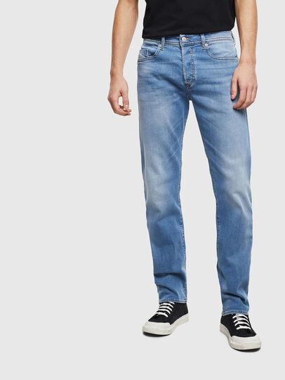 Diesel - Buster 069MN, Bleu Clair - Jeans - Image 1