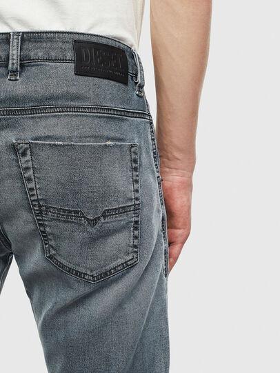 Diesel - Krooley JoggJeans 069LT, Bleu Foncé - Jeans - Image 4