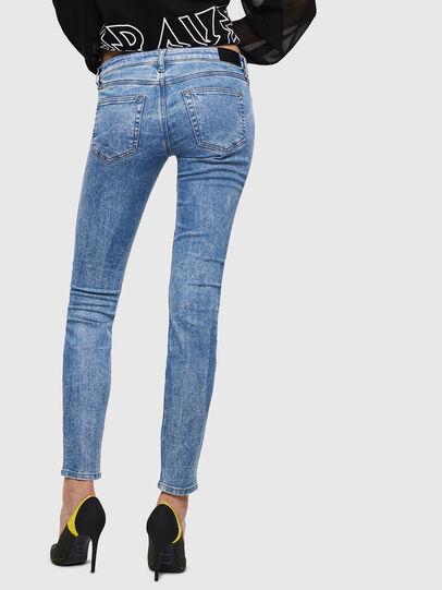 Diesel - Gracey JoggJeans 0870P, Bleu Clair - Jeans - Image 2