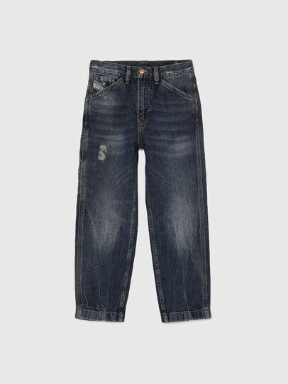 Diesel - D-FRANKY-J, Bleu Foncé - Jeans - Image 1