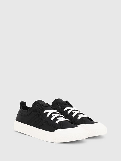 Diesel - S-ASTICO LOW LACE, Noir - Baskets - Image 2
