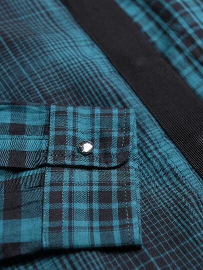 Diesel - CGARZ, Bleu/Noir - Chemises - Image 3