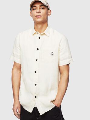 S-KIRUMA-B, Blanc - Chemises