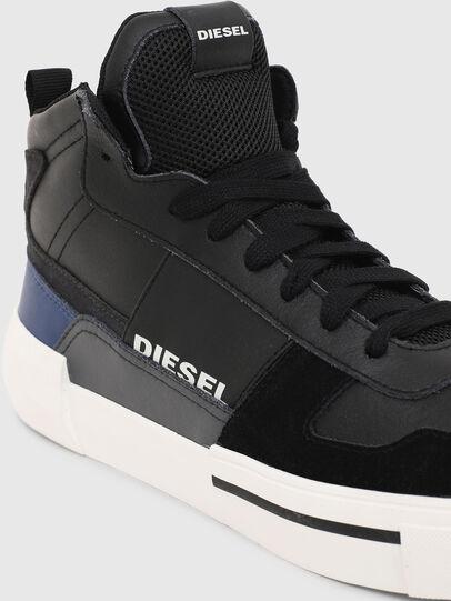Diesel - S-DESE MG MID, Noir - Baskets - Image 4