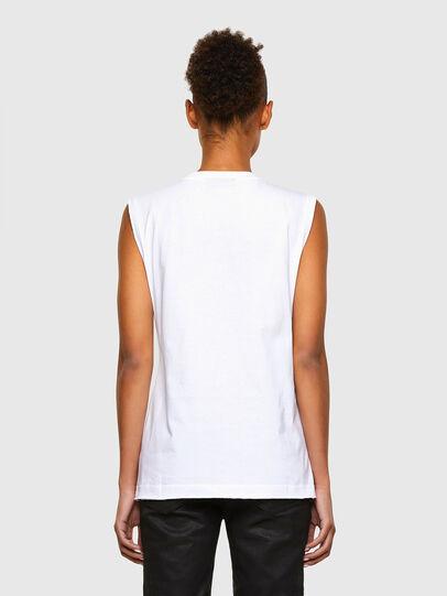 Diesel - T-PUNKYER-R1, Blanc - T-Shirts - Image 2