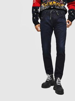 Krooley JoggJeans 069IC, Bleu Foncé - Jeans