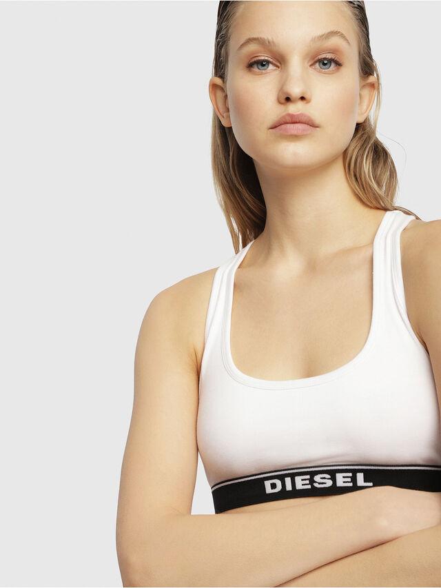 Diesel - UFSB-MILEY, Blanc - Soutiens-gorge - Image 3