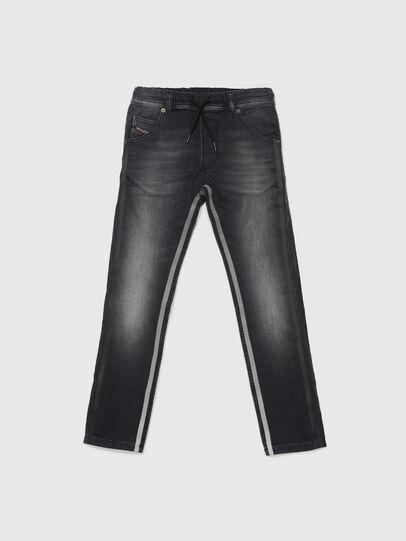 Diesel - KROOLEY-J JOGGJEANS, Noir - Jeans - Image 1
