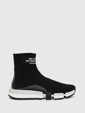 H-PADOLA HIGH SOCK W, Noir - Sneaker